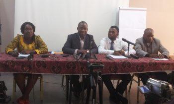 Dans un message de paix lu devant la presse, Les Ong de la société civile lancent un appel à la conscience citoyenne contre la haine tribale