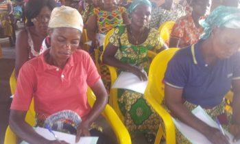 Le CONAFED renforce les capacités de 120 OSC sur les droits civiques des femmes et des jeunes filles