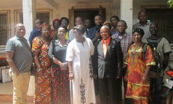 Une mission d'échange d'expériences entre la société civile de la RDC et celle du Burkina Faso à Ouagadougou (avec l'appui de DIAKONIA)