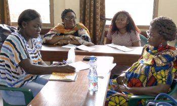 Le Conafed  en atelier de production et validation des modules de formation et outils de suivi sur le genre, le plaidoyer et droits des femmes