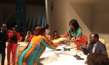 Tentative de déstabilisation de Jeanine Mabunda : Une pétition des femmes congolaises à l'assemblée
