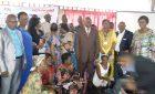 Projet Villes sûres : un diner-plaidoyer pour l'accès aux services sociaux de base de la communauté de Kisenso