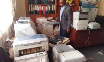 Partenariat Public-Privé : Le Cadastre Minier offre du matériel mobilier au CONAFED