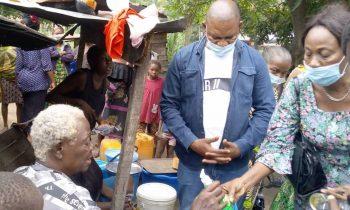 Le Conafed lance son projet de lutte contre la covid-19 à Kinshasa
