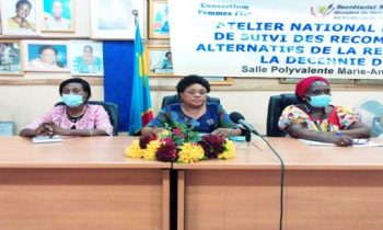 Consortium Femme Plus : Le Rapport de suivi des recommandations de la Résolution 1325 du CSNU et de la DFA validé