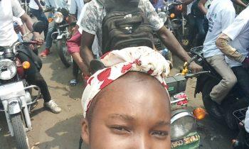 Caravane motorisée : les femmes leaders de Kisenso réclament un accès aux services sociaux de base