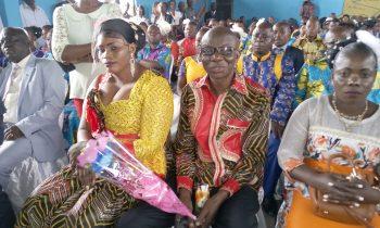 Sensibilisés sur les VBG et droits successoraux : 50 couples de Kisenso ont célébré leur mariage civil le 20 septembre dernier